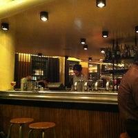 Photo taken at Bar du Matin by Jean-Sebastien L. on 10/31/2012