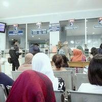 Photo taken at Kantor Imigrasi Kelas 1 Tangerang by Wahyu A. on 9/11/2014