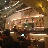 Photo taken at Café Altamira by Marc L. on 11/30/2012