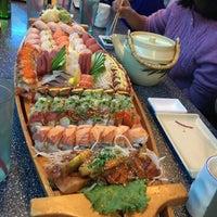 Photo taken at Samurai Sushi by Sharifah A. on 12/1/2015
