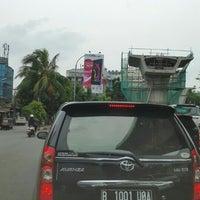 Photo taken at Jalan Kapten Pierre Tendean by Melva N. on 2/20/2016