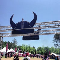 Photo taken at Warrior Dash by Ben B. on 4/20/2013