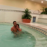 Photo taken at Quapaw Baths & Spa by Ruben N. on 2/15/2014