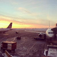 Photo taken at Gate C19 by Alex L. on 12/12/2013