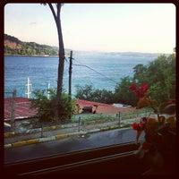 Photo taken at Telli Çay Bahçesi by ekin a. on 7/6/2013