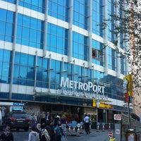 Photo taken at Metroport by Av. Mustafa Kürşad A. on 10/22/2013