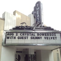 Photo taken at Don Gibson Theatre by Carl H. on 7/6/2013