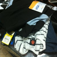 Photo taken at Volcom Store by Jorge Luis S. on 1/12/2013
