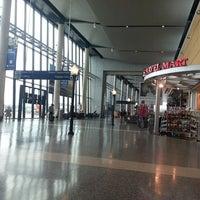 Photo taken at Bradley International Airport (BDL) by Viktoria F. on 7/1/2013