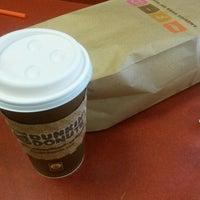 Photo taken at Dunkin Donuts by Maru Z. on 6/8/2014