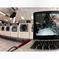 Photo taken at Super Clean Wash Center by Antony M. on 10/27/2013