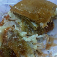 Photo taken at Arie's BB Burger by EL M. on 12/3/2012