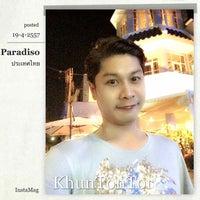 Photo taken at Paradiso Karaoke club by Khun T. on 4/19/2014