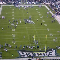 Photo taken at Lincoln Financial Field by Ethel U. on 9/30/2012