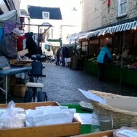 Photo taken at Shambles Market by Robert B. on 2/1/2014