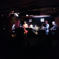 Photo taken at 606 Club by Francesco B. on 4/7/2013