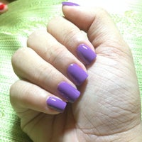 Photo taken at Elite Nails - Hand, Foot and Body Spa by Tal D. on 10/8/2014