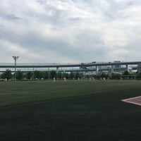 Photo taken at かえつ有明中学・高等学校 by mtg 8. on 6/5/2016