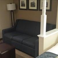 Photo taken at Comfort Suites Scranton Hotel Moosic by Steven P. on 6/19/2014