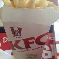 Photo taken at KFC by luimari m. on 3/14/2013