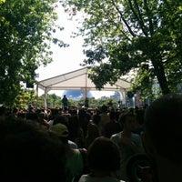 Photo taken at La Villette Sonique by Gabriel C. on 6/8/2014