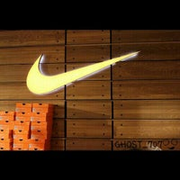 Photo taken at Nike by #GHOST_707 on 10/25/2013