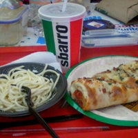 Photo taken at Sbarro by Ramón S. on 5/21/2014