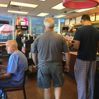 Photo taken at Dunkin Donuts by David H. on 9/19/2016