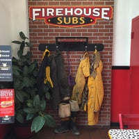 Photo taken at Firehouse Subs by Lisa I. on 7/1/2016