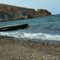 Photo taken at Arka Deniz by Ece K. on 6/26/2016