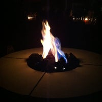 Photo taken at Tavola's Fire Pit by Heather L. on 7/27/2013