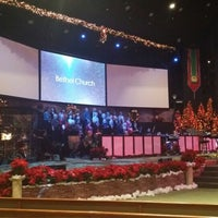 Photo taken at Bethel Church by Choco B. on 12/22/2013