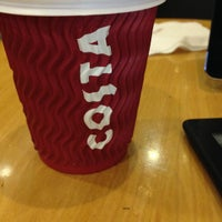 Photo taken at Costa Coffee by Manoj N. on 8/2/2015