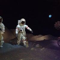 Photo taken at Space Center Houston by Denisse I. on 11/16/2013