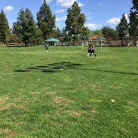 Photo taken at William Steinmetz Park by Jose J. on 3/6/2016