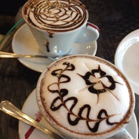Photo taken at cafe Ventimiglia by Н. З. on 2/16/2015