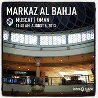 Photo taken at Markaz Al Bahja by Froilan B. on 8/5/2013