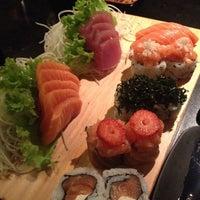 Photo taken at Mori Sushi by Camila N. on 5/15/2013