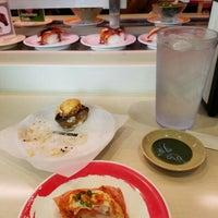 Photo taken at Genki Sushi by Francess Janelle A. on 7/2/2016