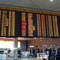Photo taken at Ben Gurion International Airport (TLV) by Amir H. on 2/28/2013