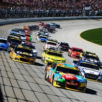 Photo taken at Chicagoland Speedway by Chicagoland Speedway on 9/25/2014