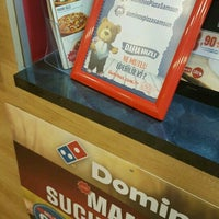 Photo taken at Domino's Pizza by Enver G. on 9/15/2016