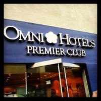 Photo taken at Omni Premier Club by Alex B. on 5/5/2013