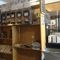 Photo taken at Blue Line Coffee by Joe C. on 3/1/2013