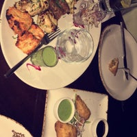 Photo taken at Asha's Contemporary Indian Cuisine by HAYA'94🐰 . on 5/6/2016
