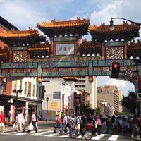 Photo taken at Chinatown by Denys T. on 10/5/2013