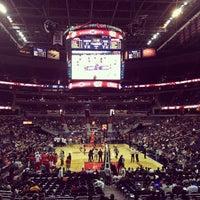 Photo taken at Washington Wizards by Antwoine M. on 10/12/2014