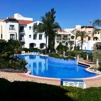 Photo taken at Hotel PortAventura by Margarita S. on 4/15/2013
