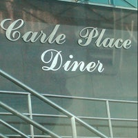 Photo taken at Carle Place Diner by Jason A. on 11/20/2012