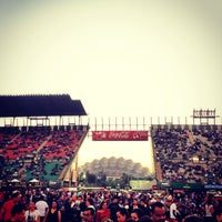 Photo taken at Foro Sol by Alexis M. on 4/14/2013